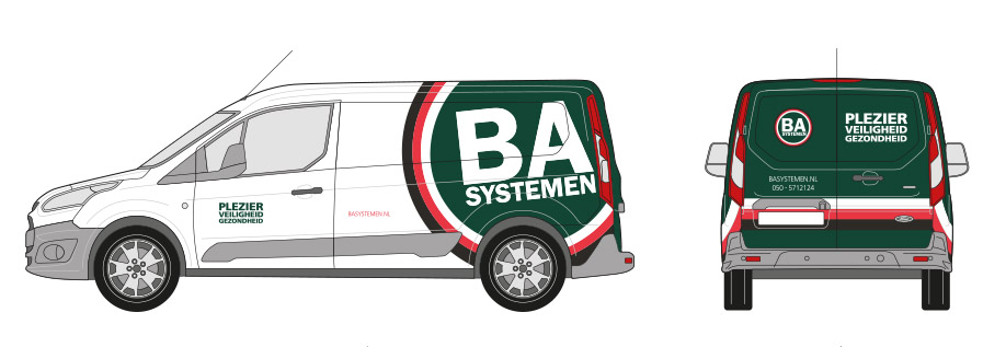 Voorstel_Ford Transit Connect_BA Systemen